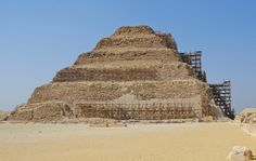 Egypt pyramid uncovered | If you enjoyed this post, make sure you subscribe to my RSS feed !