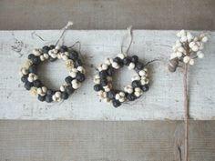 ナンキンハゼ ドライフラワー リース dryflower wreath FLEURI blog