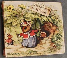 John Strickland Goodall  - Mouse House Blackie & Son