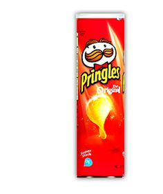 Original Pringles.  Not all flavors are dairy-free.  Check Labels.