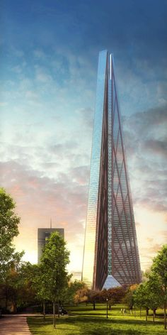 MOSCOW | Russia Tower | 612m | 2009ft | 118 fl | On Hold - SkyscraperCity