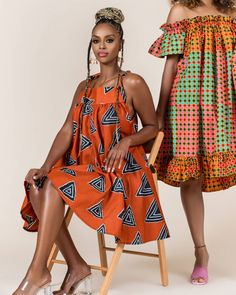 Best 10 Ankara Styles For Summer by Grass_fields Latest Ankara style inspirations for you. Amazing Ankara Style and the best african out African Wear Dresses, African Fashion Ankara, Latest African Fashion Dresses, African Print Fashion, African Attire, Modern African Dresses, African Outfits, Trendy Ankara Styles, Fashion Models