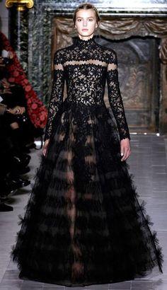 Valentino - Haute Couture S/S 2013