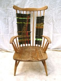 Image of Woven Chair - Nordic - by Swarm