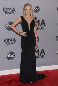 Danielle Bradbery -CMA Awards 2014 Red Carpet