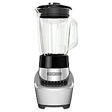 image of Black & Decker™ 12-Speed Fusion Blade Blender in Black/Silver