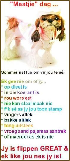 Discover recipes, home ideas, style inspiration and other ideas to try. Friend Friendship, Friendship Quotes, Afrikaanse Quotes, Goeie More, Cute Messages, Rascal Flatts, Morning Greeting, Morning Messages, Bible Prayers