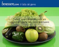 #frutta #verdura #vitamine #vitasana