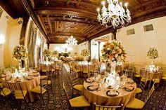 Harmonie Club wedding spread, image via Pinterest