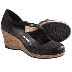 7fae015850cb Teva Riviera Wedge MJ Shoes - Leather (For Women) Comfy Shoes