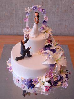 Элитные авторские торты для свадьбы - эксклюзивный торт на день рождения юбилей праздник детский день рождения
