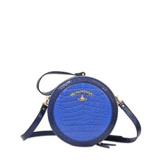 VIVIENNE WESTWOOD Jungle Croc Drum Bag. #viviennewestwood #bags #shoulder bags #hand bags #nylon #leather
