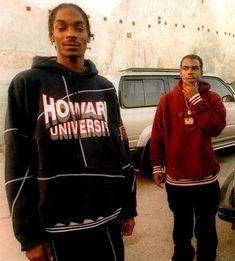 Young Snoop Doggy Dogg and Daz Dillinger