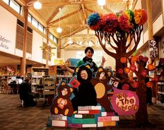 Celebrate Libraries from Rachel Moani