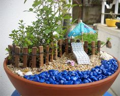 MiNiaTuRe BEaCH GaRDeN