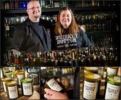 Branding Tips for Handmade Entrepreneurs, from Whiskey Bottom Candle Company