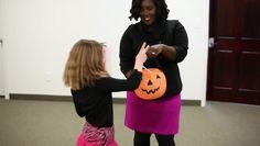 Video: Halloween Activities for Language Arts for Preschoolers