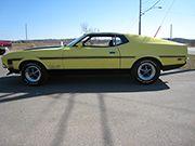 1970 Mustang Boss 351