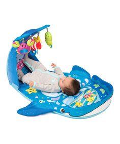 Wonder Whale Kicks & Giggles Gym for Baby