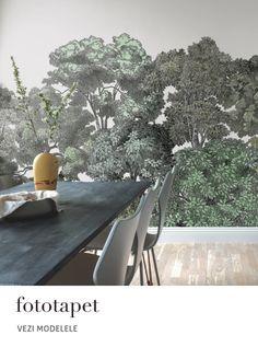 Decoratiuni pentru Pereti - Tapet pereti, fototapet, profile si panouri decorative, corpuri de iluminat - Ornamente de Interior pentru locuinte si birouri   XT Deco Interiors