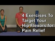 How to Stretch and Strengthen Your Hip Flexors - The Cellulite AnswerThe Cellulite Answer