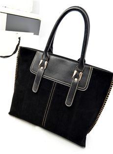 Smart Well-Made Retro Casual Leather Women's Shoulder Bag: tidestore.com