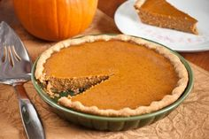 easy vegan pumpkin pie... no I'm not on a pie kick;) strictly for educational purposes
