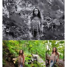 Senior Photography Session by The Picture Show LLC | Photo & Video captured in Northeast Ohio | Whipps Ledges in Hinckley, Ohio