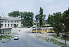 Pulz utca, az villamos végállomása a Szeged-Rókus vasútállomásnál. Street View, Mansions, House Styles, Outdoor, Outdoors, Manor Houses, Villas, Mansion, Outdoor Games