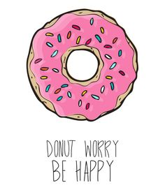 'Donut' worry... it's National Doughnut Day! #DoughnutDay