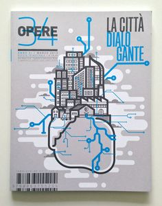 Opere 34 by D'Apostrophe , via Behance