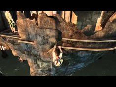 Uncharted 3 Drakes deception - Lets play - Ship Climbing 101