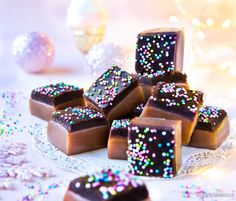 Treat Yourself, Toffee, Nutella, Sprinkles, Goodies, Treats, Candy, Baking, Desserts