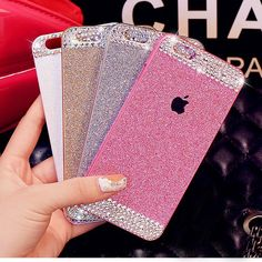 Price: US $ 4.14/piece Buy 2 pcs immediately get 30% discount  Free shipping to Worldwide  Glitter Rhinestone Diamond Crystal Back Cover  For iPhone 5S/6/6plus Samsung Galaxy S6 Color:Rose red/blue/white/black/silver/golden If you like it, please contact me: Wechat: 575602792  Whats App: 13433256037  E-mail: woxiansul@live.com