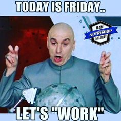 TODAY definitely is FRIDAY!!  If you're not putting in work at the job it's the day to put in work at the GYM!! If you're trying to get in shape perfect your nutrition and supplement plan or need top notch advice stop by and see @jayvicino this weekend!!  #timeforchange #trusttheprocess #wefuelmtjuliet #wefuelhermitage #nutrishop #nutrishopusa #nutrishopmtjuliet #teamnutrishop #mtjuliet #mtjuliettn #lebanon #hermitage #nashville #tennessee #health #fitness #motivation #fitgirls #girlswholift…
