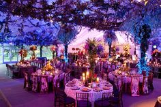Doesn't this just scream secret garden? I think YES! Ooh and look its purple! I can dream!