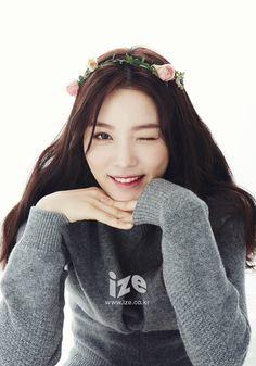 Yoon So Hee - ize Magazine December Issue '13
