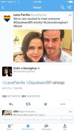 Lana and Colin