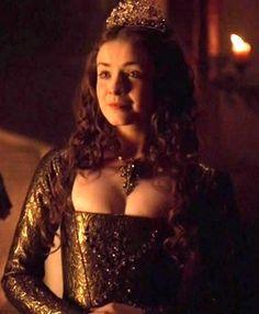 The Tudors Costumes:Princess Mary - The Tudors Wiki