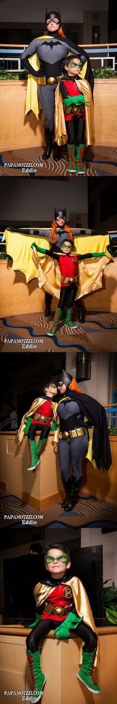 Batman & Robin   Metrocon 2013 (Fri)