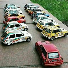 """""""We'd be happy to even have a blast in one of the non turbo ones in that mixture to be quite honest! Have a wonderful day everyone 😊 Alpine Renault, Renault Sport, Gt Turbo, Turbo Car, Fiat 500, Rally Raid, Nissan Infiniti, Le Mans, Sport Cars"""