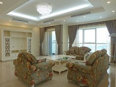 High standard, glittering 4 bedroom apartment in L Building, Ciputra