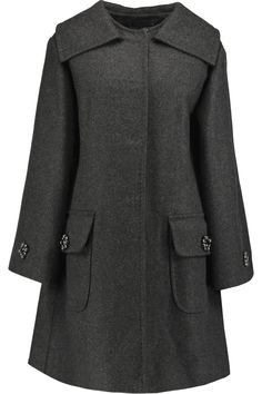 Dolce & Gabbana | Embellished wool coat