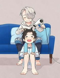 Read 3 from the story Victor X Yuri (Mangas Yaoi) by ElMuroDelYaoi (AcePortogasD) with reads. Canon Anime, Viktor X Yuri, Lgbt Anime, Yuri On Ice Comic, Comic Anime, Yuuri Katsuki, Ice Art, ユーリ!!! On Ice, Anime Lindo