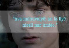 """�I will not say �do not weep,� for not all tears are an evil.� 