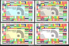 OUA flags of stamps.na - Recherche Google
