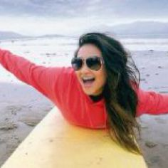 Shay surfing :)