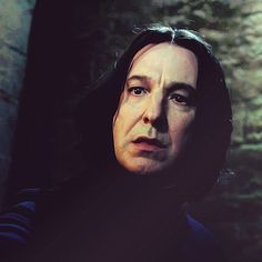 """Alan Rickman as Severus Snape in """"Harry Potter and the Goblet of Fire"""" Harry Potter Groups, Harry Potter Severus Snape, Alan Rickman Severus Snape, Harry Potter Fan Art, Harry Potter Characters, Severus Snape Always, Professor Severus Snape, Severus Rogue, Snape And Lily"""