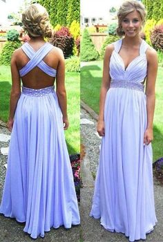 Hot Selling Ruched Sweetheart Lavender Evening Dresses Formal Beaded Band Cross Straps Sexy Imported Party Dress Long Prom Gowns
