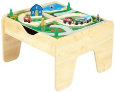 KidKraft Lego Compatible 2 in 1 Activity Table KidKraft http://www.amazon.com/dp/B001FVRS0I/ref=cm_sw_r_pi_dp_TqM2tb1PZW58M3XH